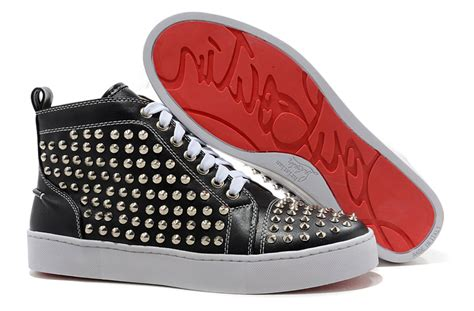 buy louboutin sneakers black and white louboutins where to buy christian