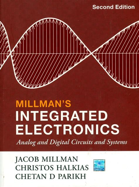 integrated circuits by jacob millman pdf all engineering text books integrated electronics analog and digital circuits jacob millman