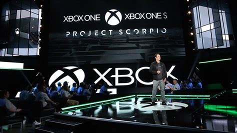 project scorpio xbox one e3 2016 microsoft s xbox live anywhere might be