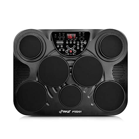 pyle pro pted01 electronic table digital drum kit pyle pro pted01 electronic table digital drum kit review