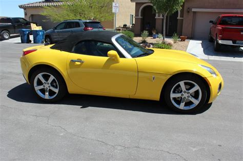 2008 pontiac gxp 2008 pontiac solstice gxp turbo for sale