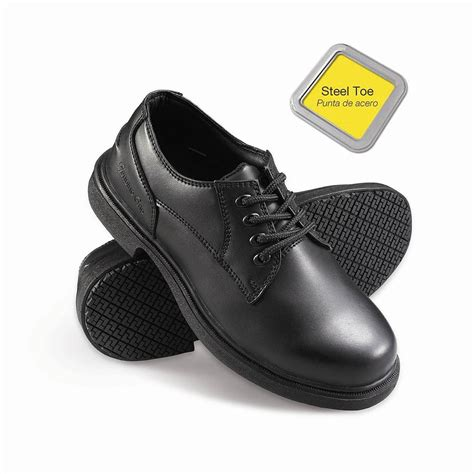 genuine grip womens steel toe shoes 710