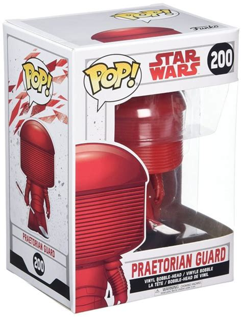 Praetorian Guards Funko Pop funko pop wars the last jedi praetorian guard collectible figure only 3 99 reg 11