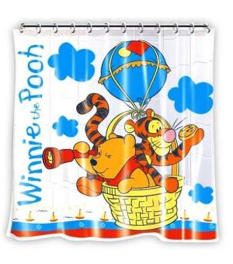 winnie the pooh shower curtain winnie the pooh design pvc shower curtain mm3042 wholesale