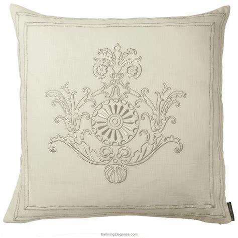 Applique Pillow by Lili Alessandra Applique Dec Pillows