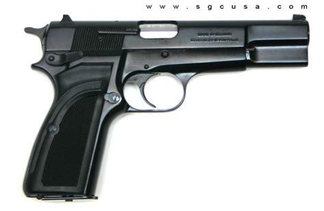 Hi Mm by Browning Hi Power Mkiii 9mm Browning Handguns Sgcusa