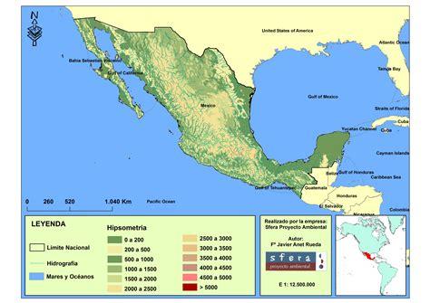 formacion medio ambiente gis biodiversidad mapas ambientales de m 233 xico con gis medio ambiente