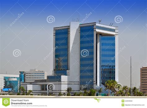 Famous Lighting Designers building glass facade stock photography image 22294632