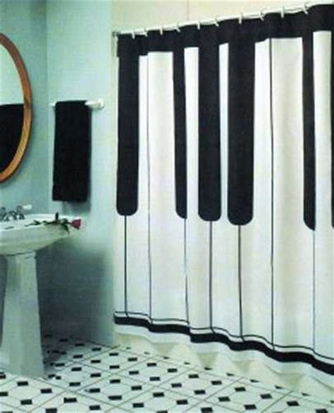 music bathroom decor black and white decorating ideas highlighting music themes