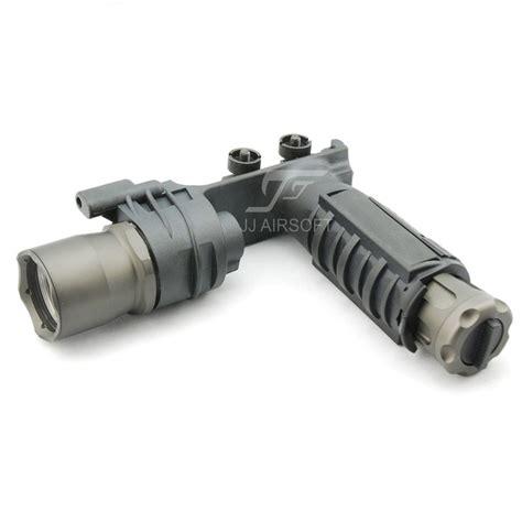 vertical grip with light ja 6007 bk element m910a vertical foregrip weaponlight
