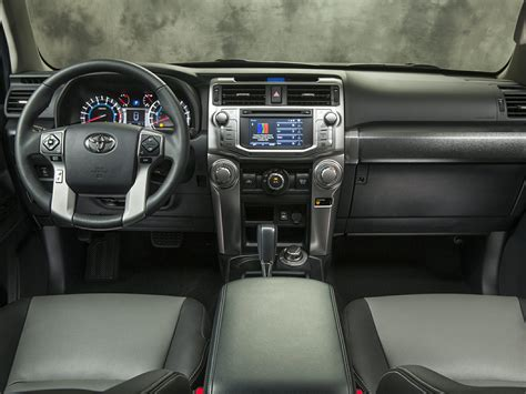 Toyota 2015 Interior 2015 Toyota 4runner Price Photos Reviews Features