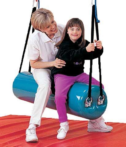 occupational therapy swing therapy swing asd spd pinterest