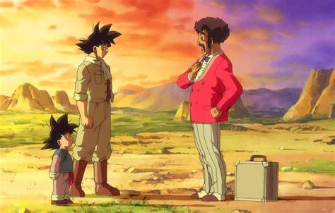 dragon ball super 1 dragon ball super episode 1 review a peacetime reward who gets the 100 000 000 zeni