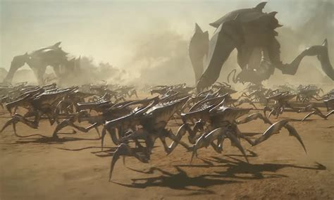 starship troopers traitor of mars starship troopers traitor of mars heads to the big screen