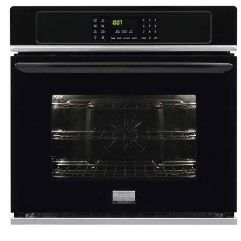 build wall oven kitchenaid 27 in electric even heat true convection wall