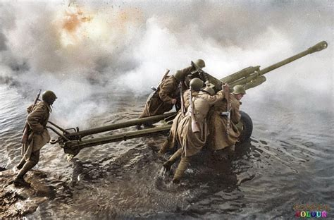i colorized 50 breathtaking wwii colorized photos look like they were