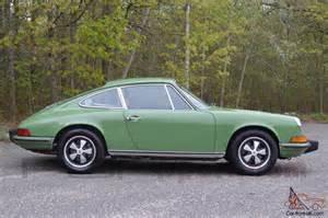 1973 Porsche 911 For Sale 1973 5 Porsche 911 T Coupe Survivor