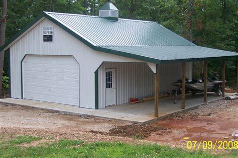 Garage Shed Plans