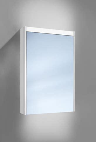 spiegelschrank o line led spiegelschrank o line led 50 schneider