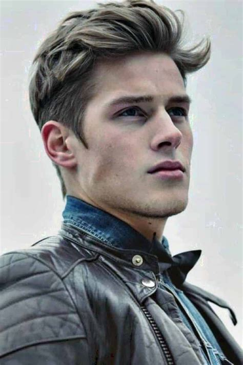 prominent nose hair styles men hairstyle for men with long faces and big noses best