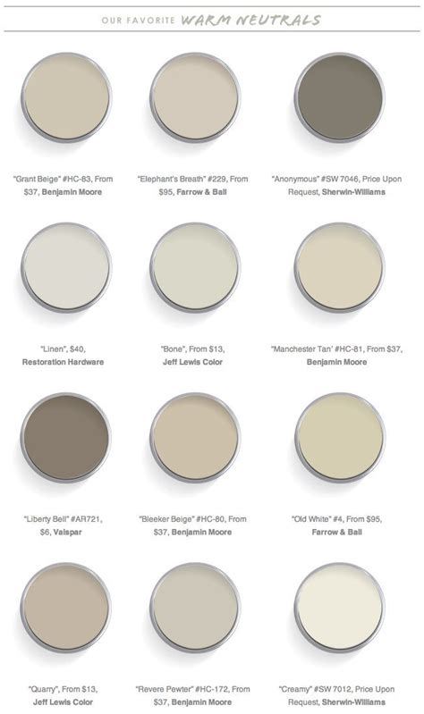 friday finds top 15 hirshfield s paint colors neutral paint colors for bedrooms myfavoriteheadache com