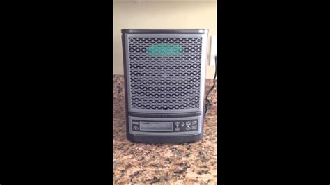 fresh air  ecoquest air purifier youtube