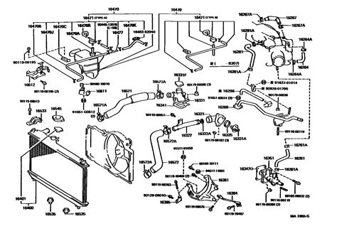 wiring diagram 1996 toyota avalon get free image about