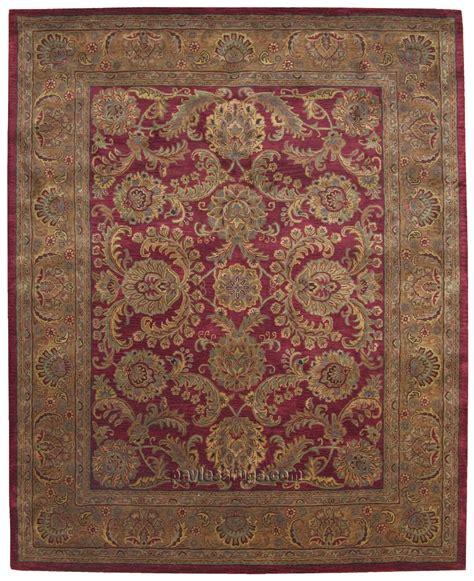 nourison jaipur collection rugs jaipur ja17 burgundy rug by nourison