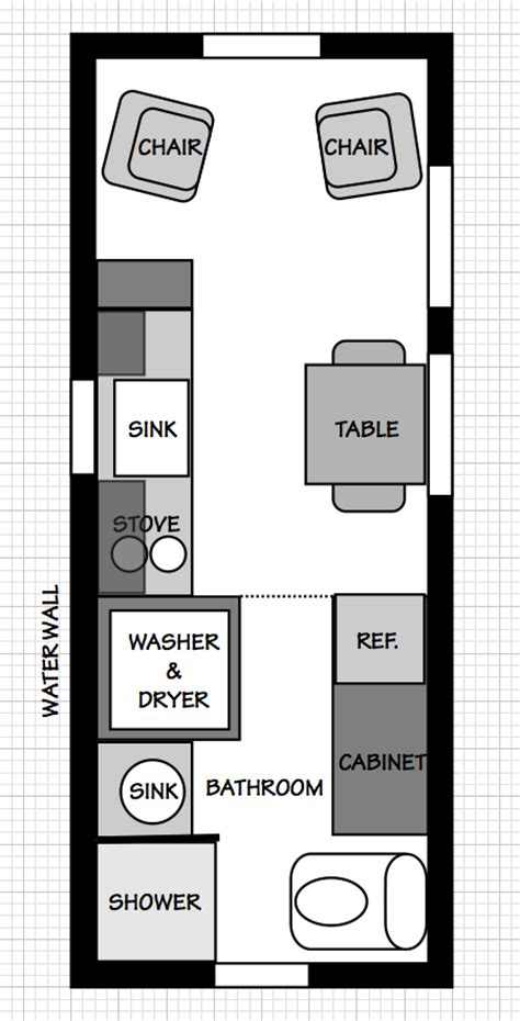 small home layouts michael s tiny simple house