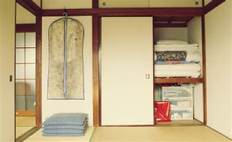 Japanese Closet by After One Year Hiding In S Closet