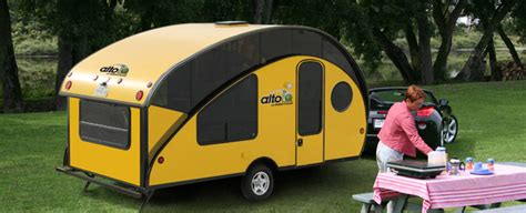Retractable roof travel trailer the small trailer enthusiast