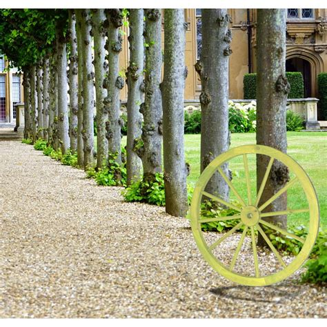 680 best vintage outdoor wall advertising art images vintiquewise 31 in x 1 4 in decorative antique cottage green wagon garden wheel 31 wall