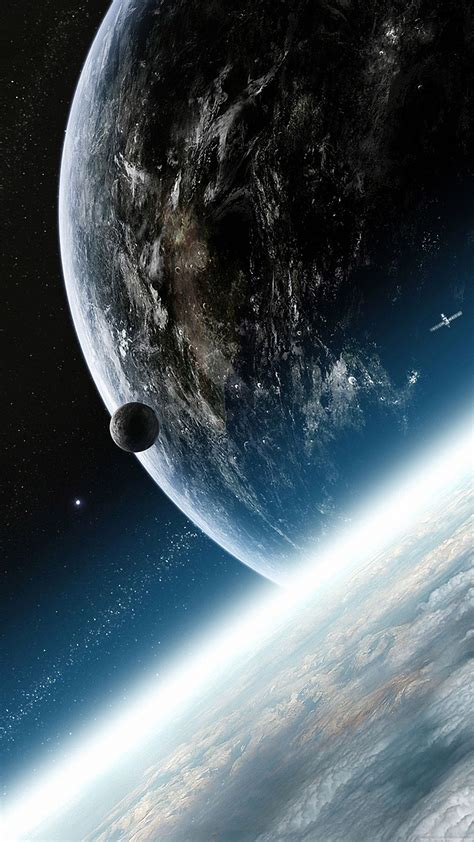 earth portrait wallpaper earth from space mobile phone wallpaper picture image