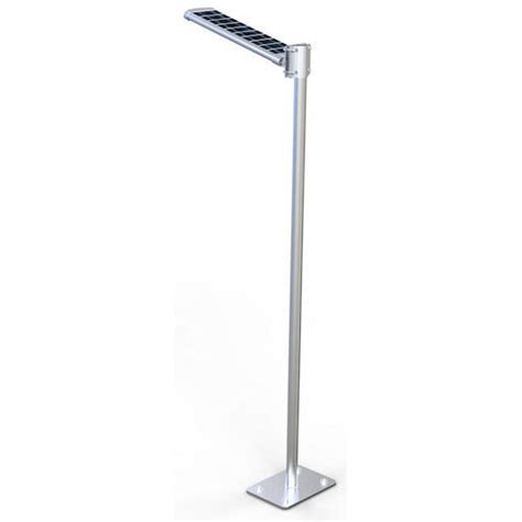 Solar Pole Light 12 Watts Led Solar Light Parking Lot Light