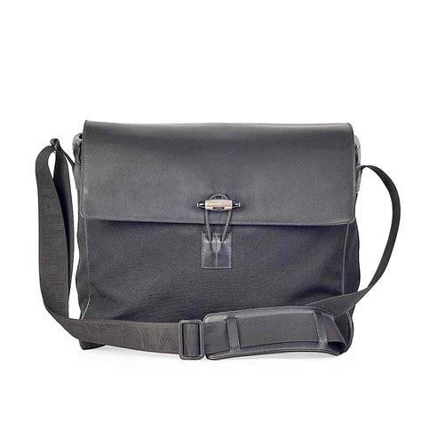 Bag Mont Blanc montblanc nightflight messenger bag luxity