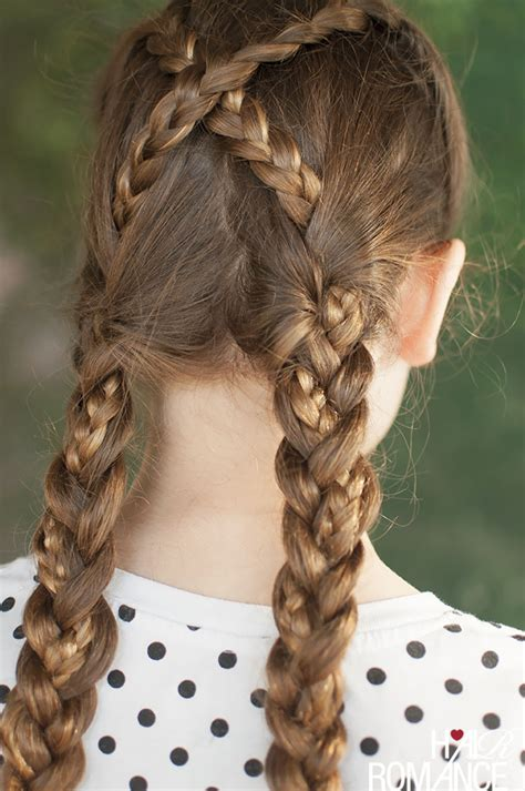 back to school hairstyles plaits back to school hairstyles the braided bubble ponytail