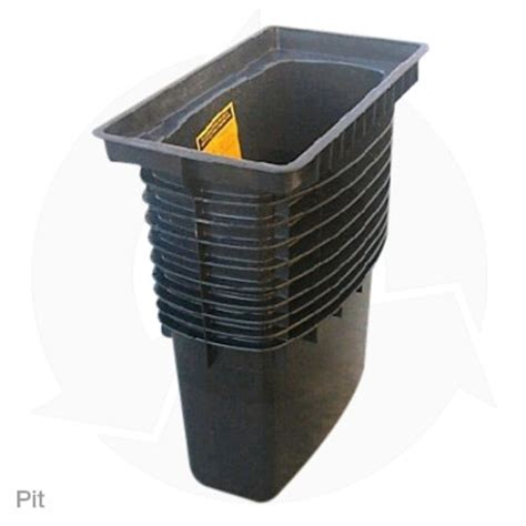 Electric Pit Pits Lids All Supplies