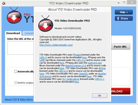 ytd video downloader ytd video downloader pro 5 8 3 patch keygen free download