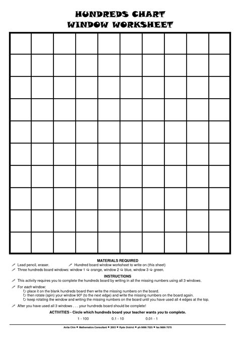 free printable hundreds chart with missing numbers 16 best images of 200 chart with missing numbers