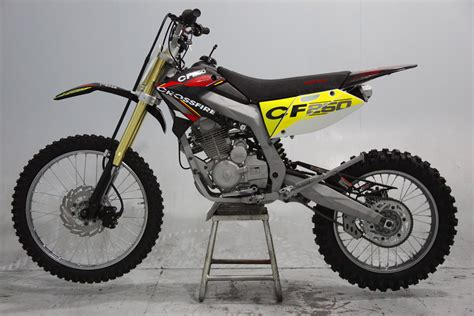 Crossfire Motorcycles Cf250l 250cc Dirt Bike