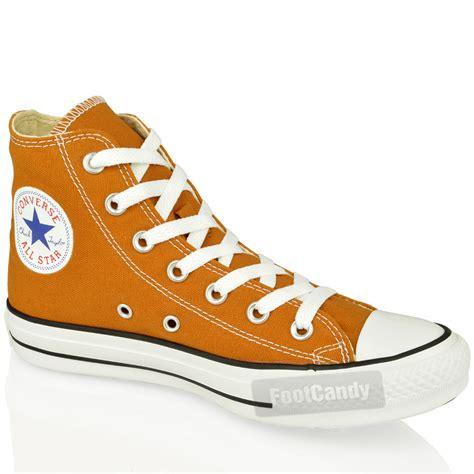 converse allstar brown converse all chuck 139785 hi top brown canvas