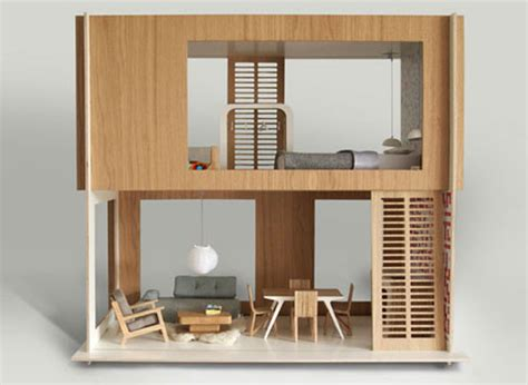 modern dolls house furniture miniio contemporary dolls houses and furniture junior hipster