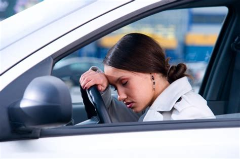 driver fatigue    auto crashes study