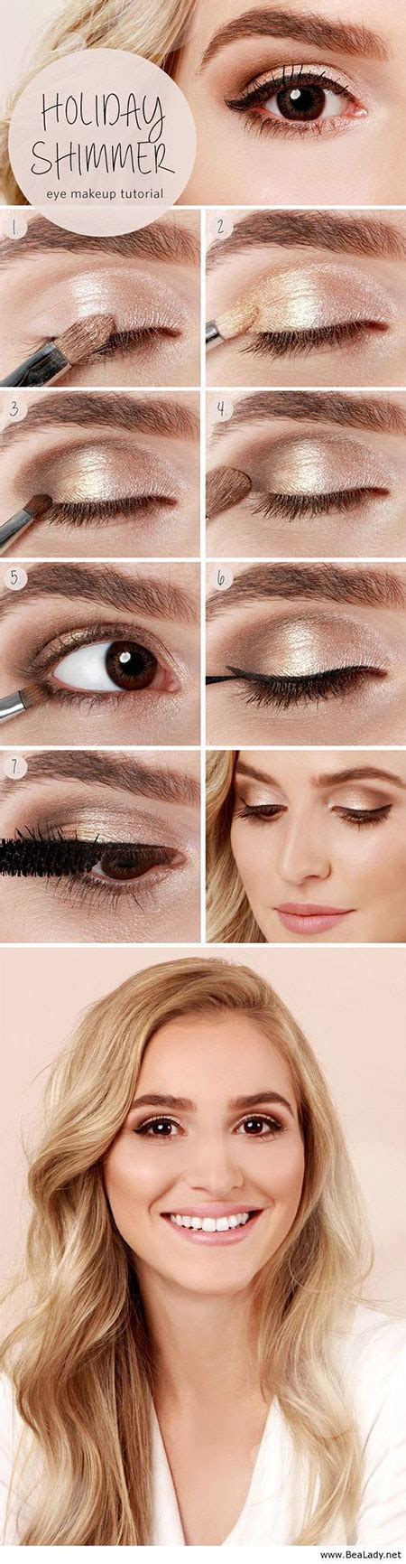 10 Steps For Makeup Look by 10 Step By Step Summer Makeup Tutorials For Beginners