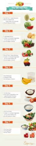 the gm diet plan how to lose weight in just 7 days 187 make me happy