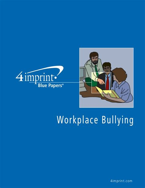 thesis about bullying slideshare workplace bullying blue paper