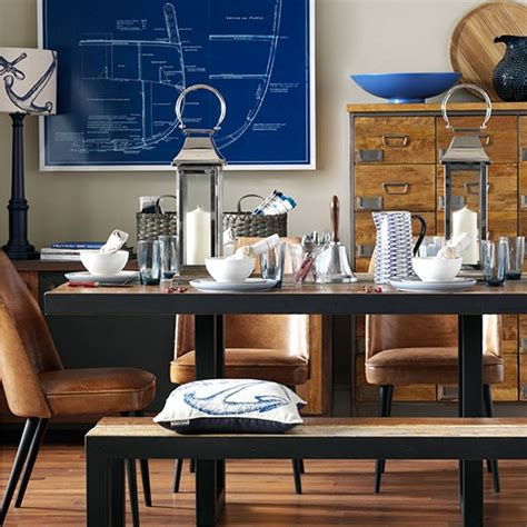 nautical dining room nautical dining room decorating housetohome co uk