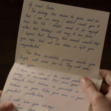 secret letter amelia s letter to the secret circle wiki
