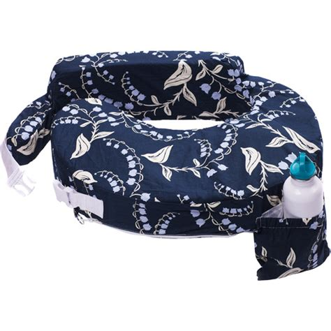 brest friend feeding and nursing pillow bluebells