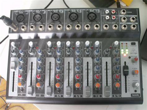 Mixer Xenyx 1002b behringer xenyx 1002b image 692504 audiofanzine